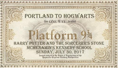 Platform Ticket